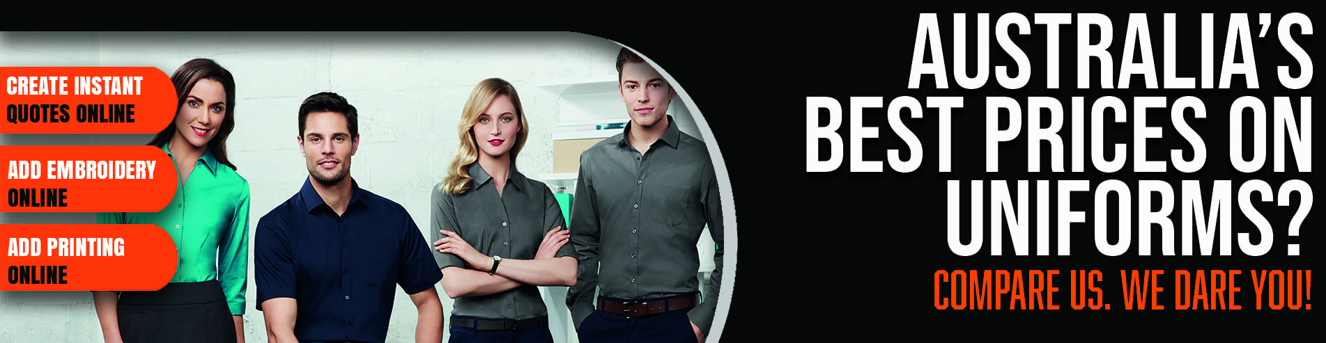 BANNER Uniform Super Store Banne Uniforms
