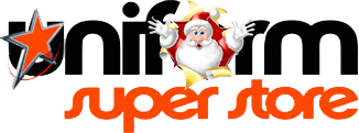 Uniform Superstore Logo Christmas