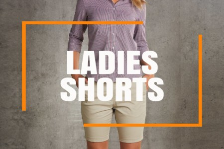 UNIFORMS LADIES SHORTS 450x450
