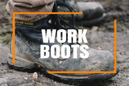 UNIFORMS Work Boots 450x450