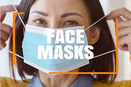 Healthcare Face Masks 450x450