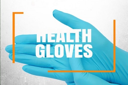 Healthcare Gloves 450x450