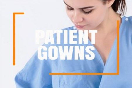 Healthcare Patient Gowns 450x450