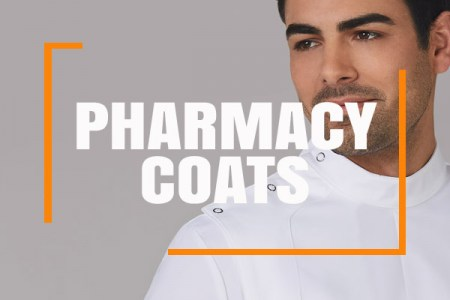 Healthcare Pharmacy Coats 450x450