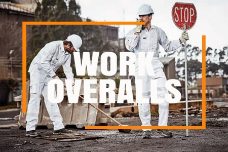 Workwear Overalls 450x450