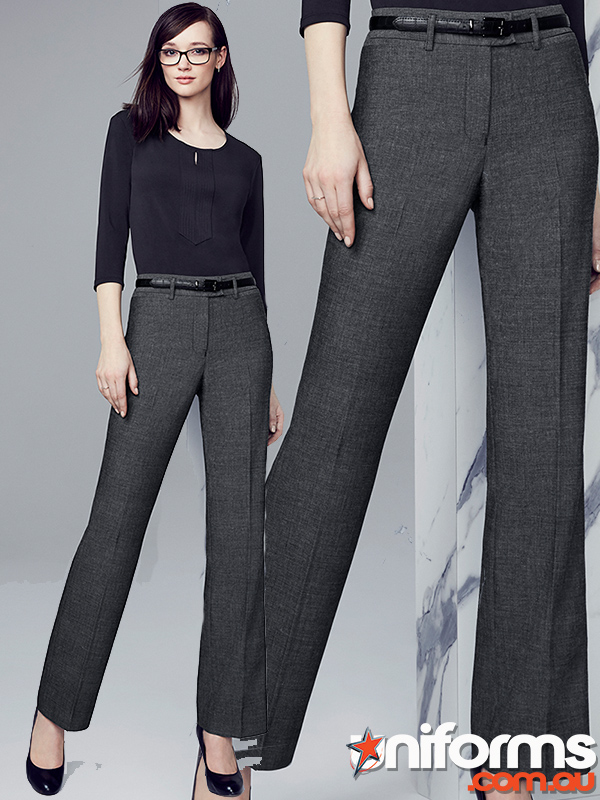 corporate uniforms online-rococo-ladies-relax-fit-pant-10311
