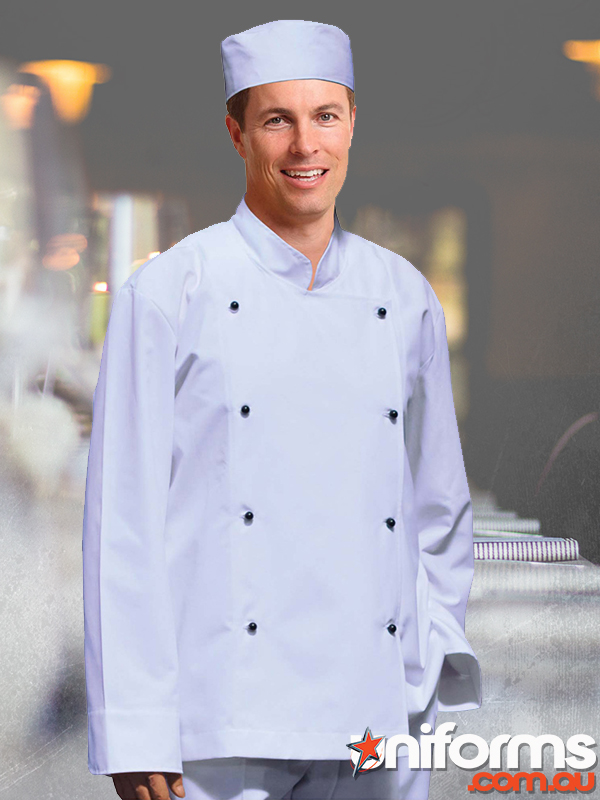 AIW Traditional Chefs Jacket