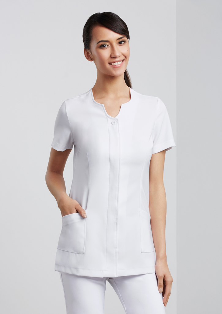 Spa salon uniforms australia uniforms for Spa uniform tops