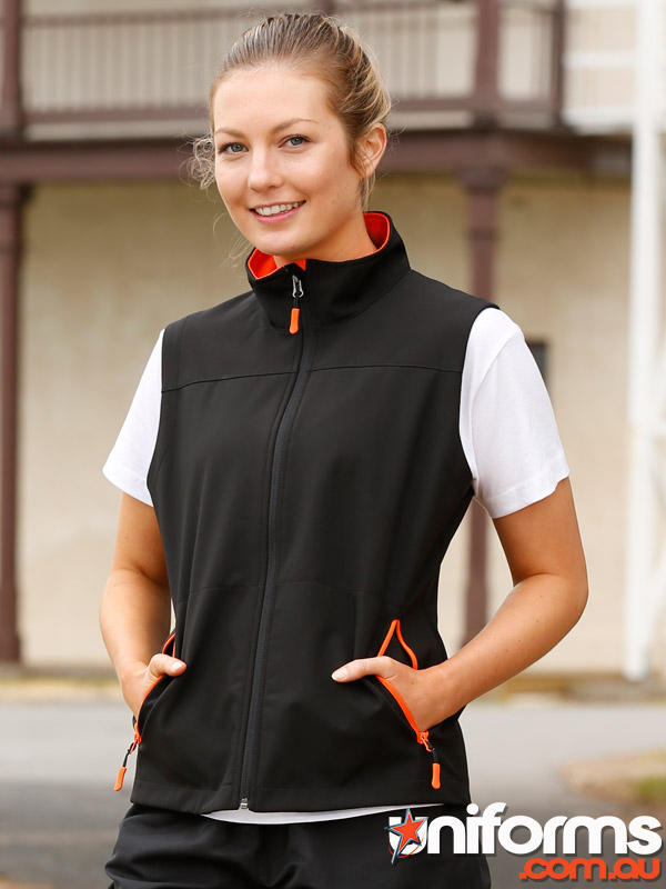 Ladies Rosewall SoftShell Vest