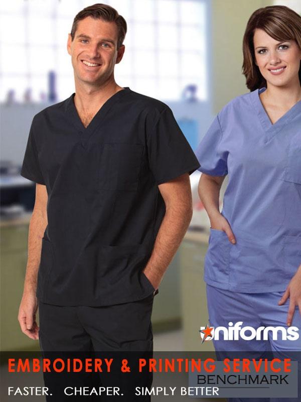 healthcare uniforms