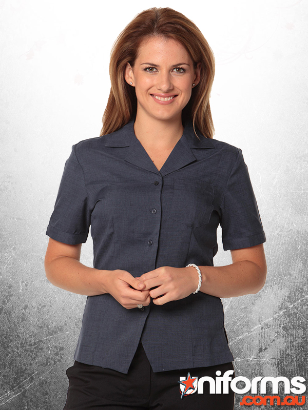 Ladies Overblouse S/S CoolDry Health Shirt