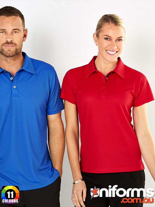 1162 Superdry Ladies Polo  1588741257 582
