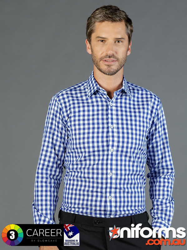 1710L ROYAL OXFORD LONG SLEEVE SHIRT  1596004817 572