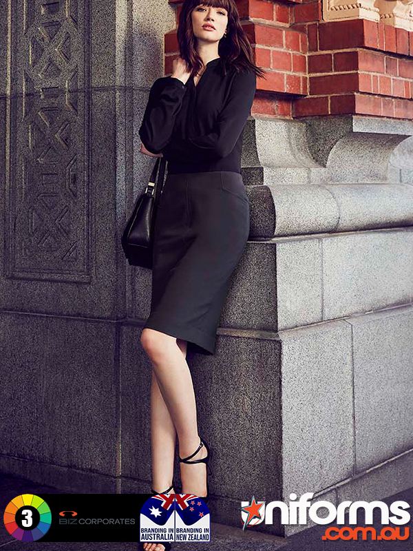 20717 Siena Bandless Pencil Skirts  1590404098 466
