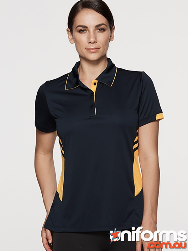 2311 Tasman Ladies Polo Aussie Pacific Sportwear Uniforms  1563777876 870  1   1596765013 806