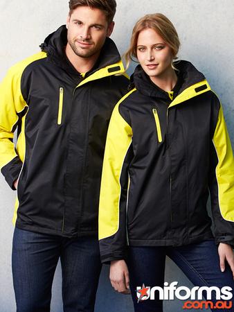 335x450 J10110 Biz Collection Syzmik Uniforms