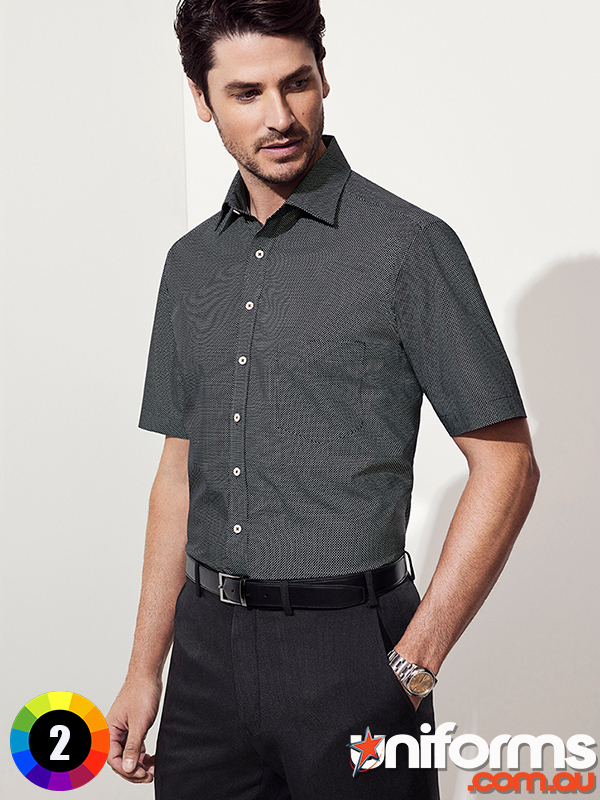 44522 Oscar Short Sleeve Shirt  1582499238 264