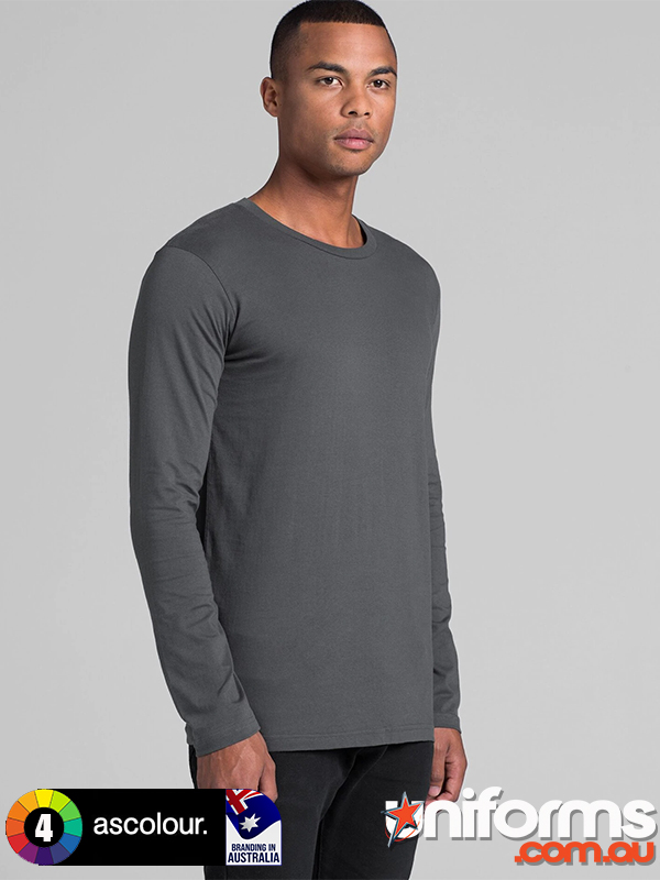 5009 MENS INK Long Sleeve TEE  1596088744 672