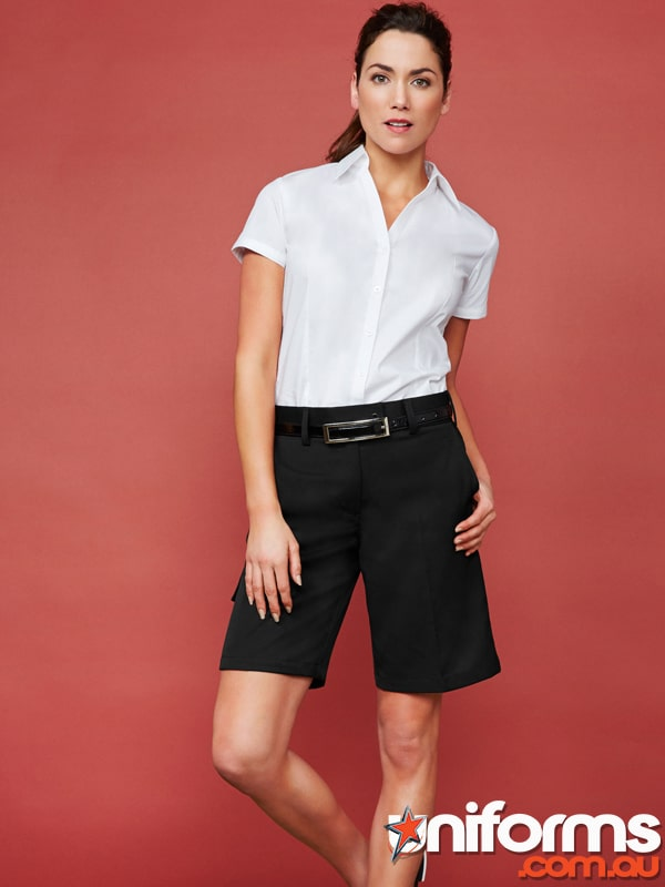 BS10322 Biz Collection Uniforms Shorts  1559790782 224