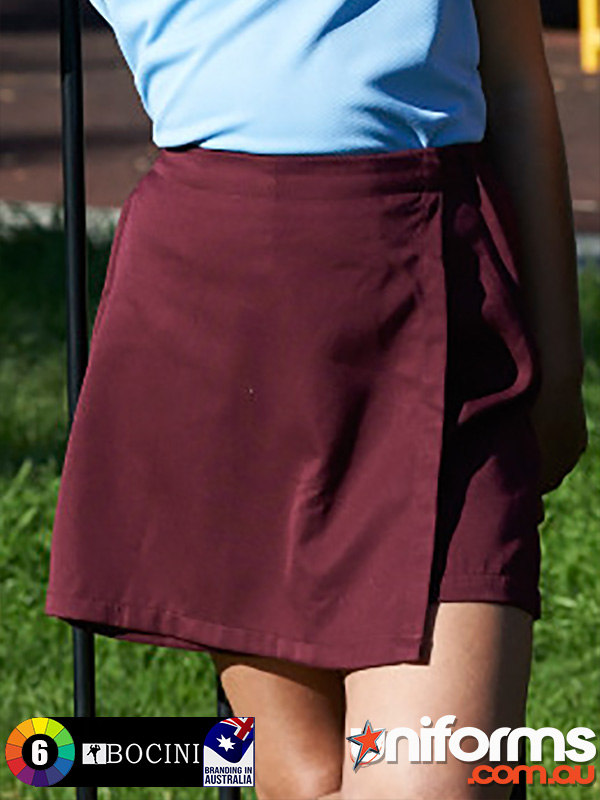CK1305 Girls School Skort  1600832663 96