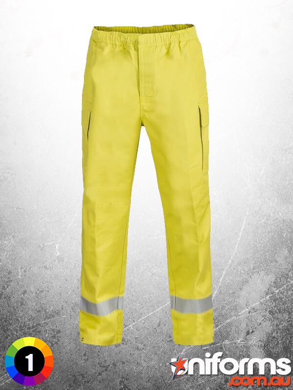 FWPP106 Rangers Wildland Fire   Fighting Trouser With Fr Reflective Tape   Front  1578455498 133