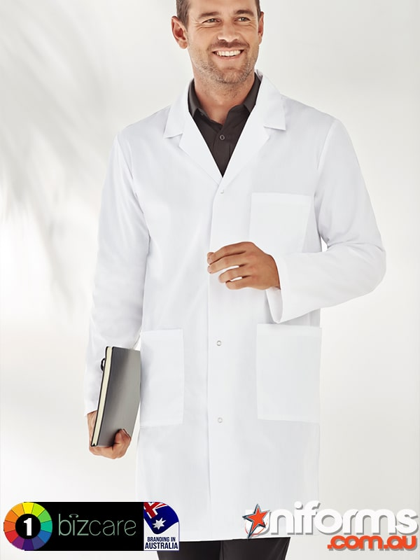 H132ML UNISEX CLASSIC LAB COAT  1589768365 206