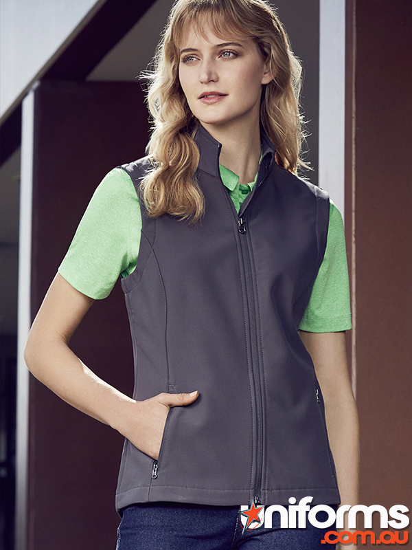 J830L LADIES APEX VEST  1560831990 356