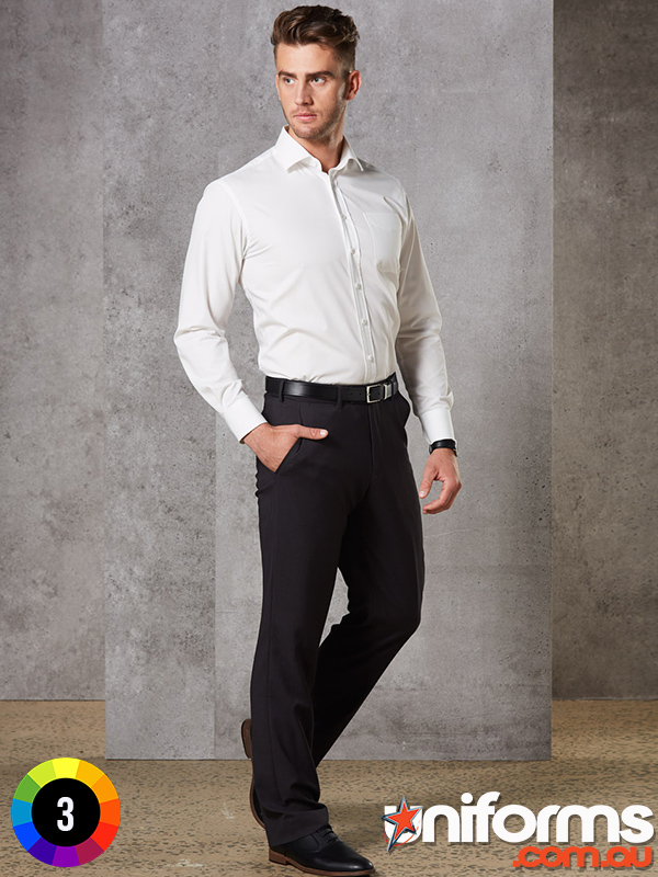 M9300 Men S Wool Blend Stretch Pant  1580858398 692
