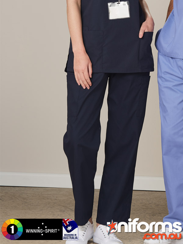 M9370 Unisex Scrubs Pants Navy  1589339902 590