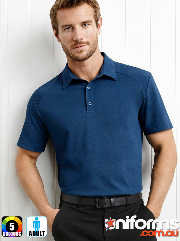 P011MS Byron Mens Polo  1586841634 170