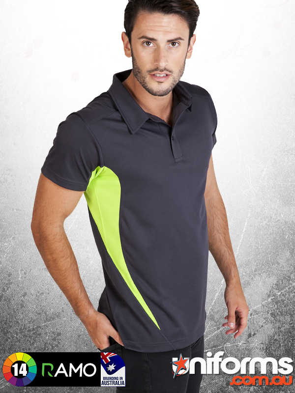 P446HB0 Mens Accelerator Polo 1  1600320997 167
