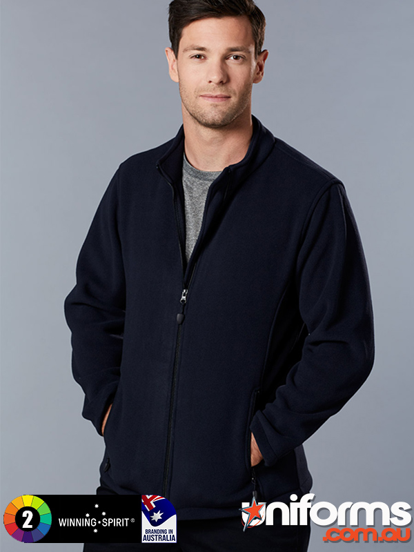 PF07 FROST Fleece Jacket Men  1589958490 746