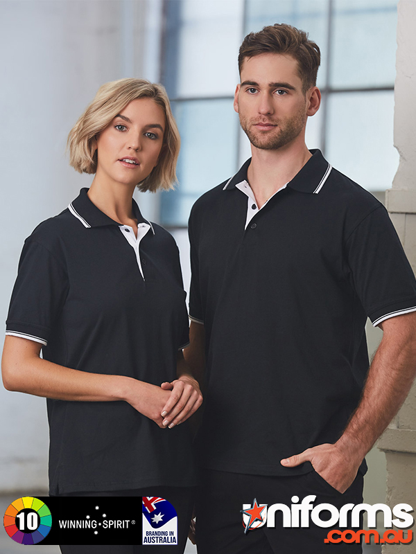 PS05 Unisex Combed Cotton Polo Ps05  1589245023 398