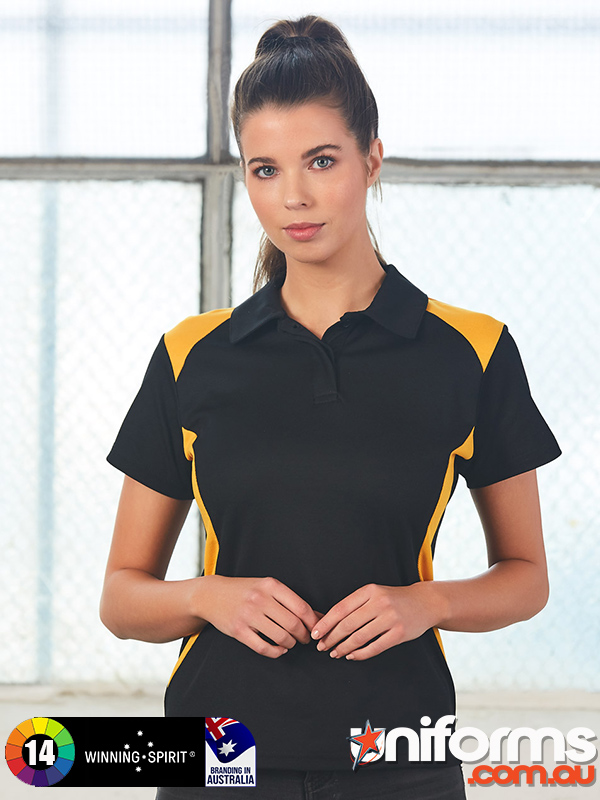 PS32A WINNER POLO Ladies Uniforms  1589334686 929