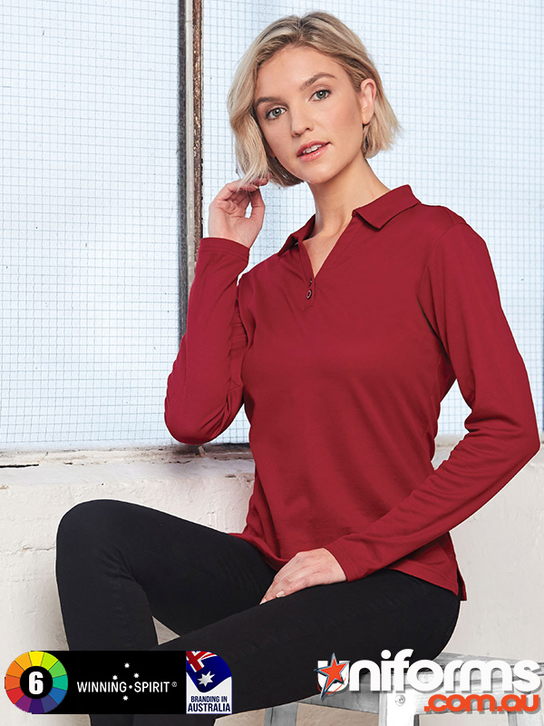 PS36B_Ladies_VICTORY_PLUS_TRUEDRY_long_SLEEVE_POLO__1589268268_611