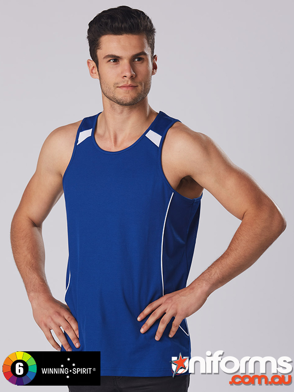 SL53 LEGEND SINGLET Men Athletic  1589023463 649