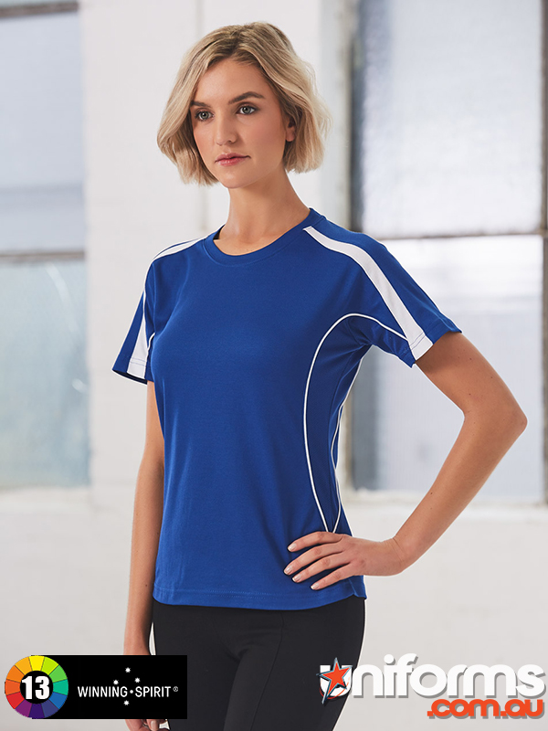 TS54 LEGEND Tee Shirt Ladies Athletics  1589012815 570