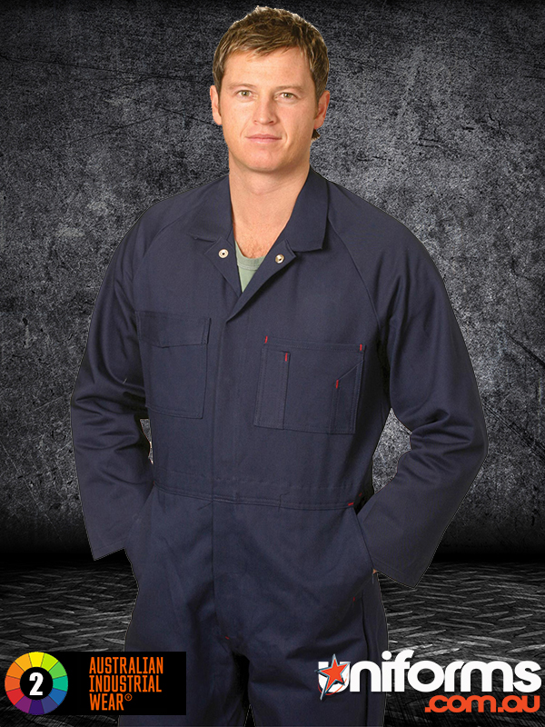 WA07 MEN S COVERALL Regular Size  1589004746 637