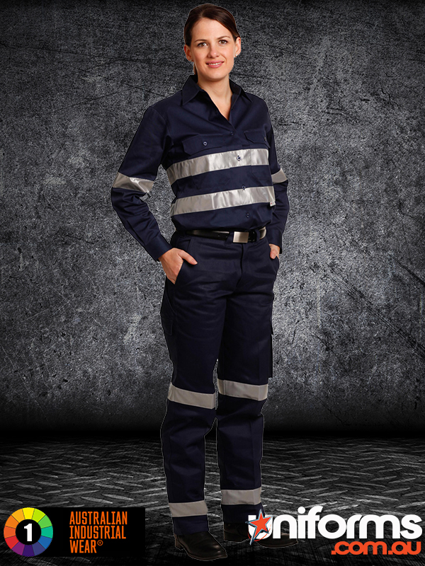 WP15HV_LADIES__HEAVY_COTTON_DRILL_CARGO_PANTS_WITH_BIOMOTION_3M_TAPES__1589008013_338