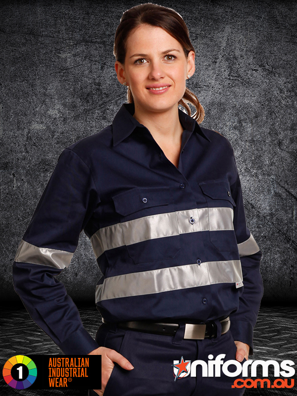 WT08HV_WOMENS_COTTON_DRILL_WORK_SHIRT_WITH_3M_TAPES__1589000877_699