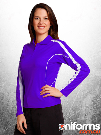 Ps70 Long Sleeve Polo Uniforms 175x250