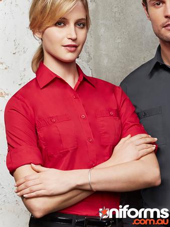 S306ll Biz Collection Syzmik Uniforms 175x250