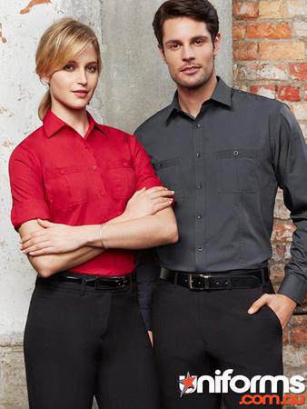 S306ml Biz Collection Syzmik Uniforms 175x250