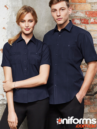 S306ms Biz Collection Syzmik Uniforms 175x250