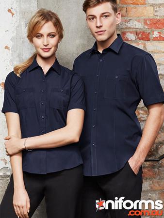 S306ms Biz Collection Syzmik Uniforms 175x250