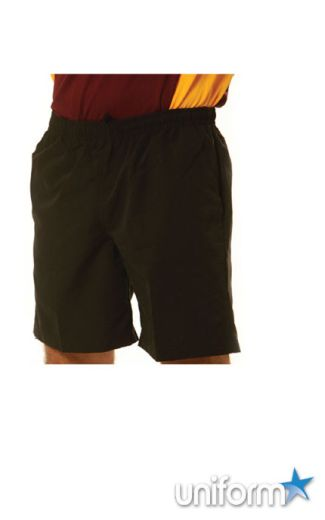 Adults Microfibre Sport Shorts