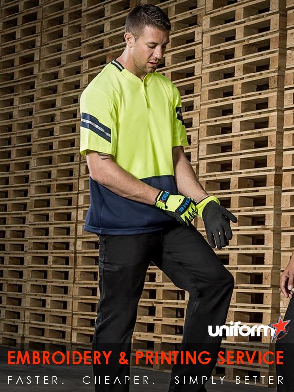 mining work wear Astro Safety Polo