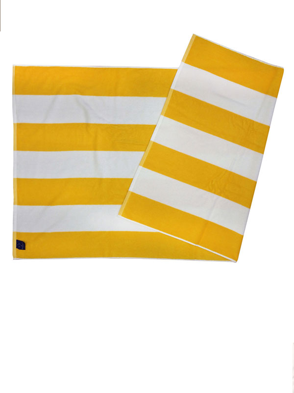 tw07 Striped Beach Towel