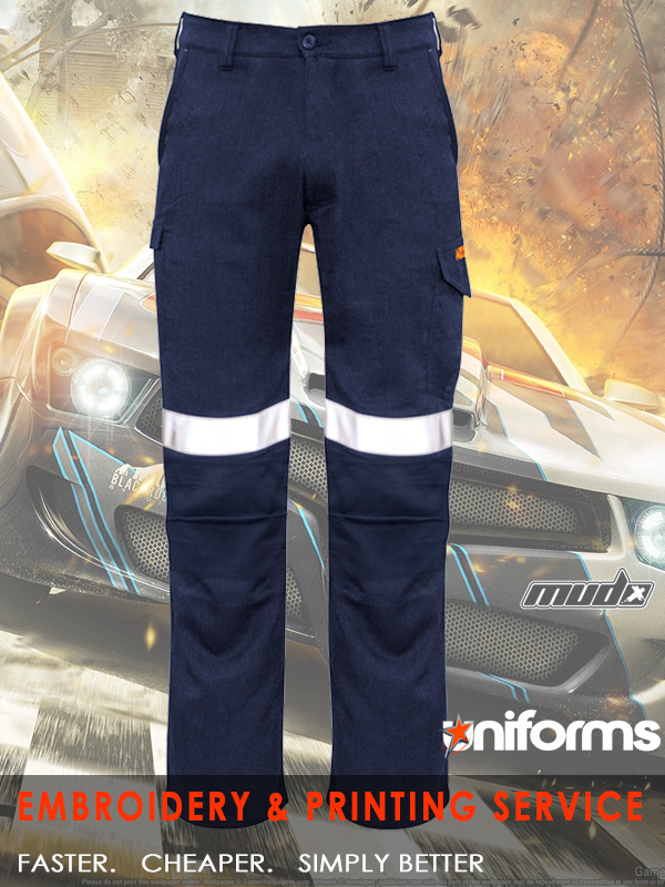 Fire Armour Taped Cargo Pant