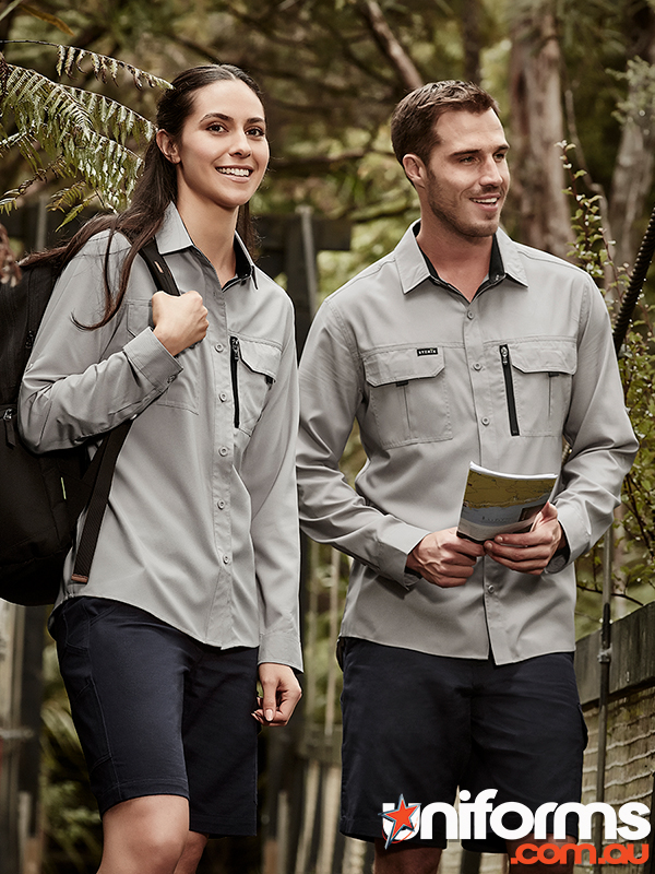outdoor adventure trekking ranger shirt